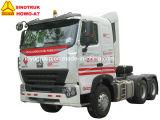 HOWO-A7 371HP 6X4 트랙터 트럭