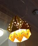 Подвеса столовой металла сбор винограда светильник миниого привесной освещает освещение в регулируемой высоте, пригонке для кухни (основания E27, Max. 60W)