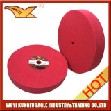 250X25mm abschleifendes Nylon-nicht gesponnenes Polierrad (9P)