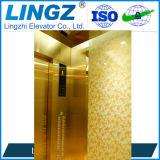 Elevador de passageiros eletricidade exterior elevadores residenciais
