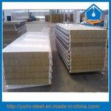 PU-Dichtungs-Felsen-Wolle-strukturelle Isolierdach-/Wand-Zwischenlage-Panels