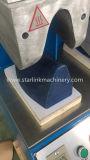 Papel automático de Starlink sobre la máquina de los zapatos