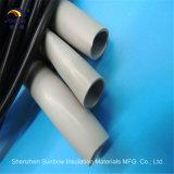 Tubo di acciaio inossidabile di fibra ottica della termocoppia dello Shrink di calore della gomma di silicone
