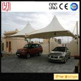 Toldo del estacionamiento del coche de la membrana de la tienda del Carport con la capacidad de 3 coches para la venta