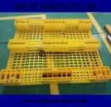 Muffa della mischia per il pallet della plastica di Rackable