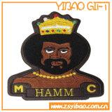 Algodão Fuzzy Patch, Emblema de Pano para Lembrança (YB-pH-12)
