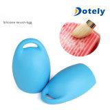 Schoonmakende Hulpmiddel van de Borstel van de Samenstelling van het silicone het Kosmetische