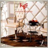 角表(RS161304)の茶表のコーヒーテーブルのステンレス鋼の家具の現代家具