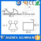 Profil en aluminium de bord de Module de cuisine de constructeur de profil de 6063 alliages