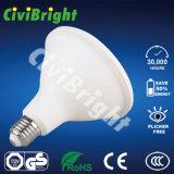 새로운 공장 직접 온난한 백색 LED PAR38-18W E27 LED 빛