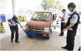Portable sob a segurança do espelho de carro do veículo que verific o equipamento