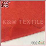 Tela de seda de Elastane do Spandex fino da textura para o vestuário