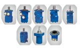 P30/P31 유압 기어 펌프 (P3000, P3100)