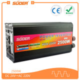 Sonnenenergie-Inverter der Suoer Hochfrequenz24v 2500W (HAD-2500B)