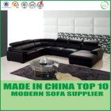 Meubles d'Otobi dans le prix L sofa du Bangladesh de cuir de forme