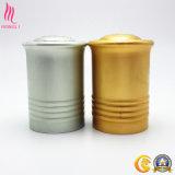 고품질 제조자에서 병을%s 각종 크기 그리고 색깔을%s 가진 알루미늄 나사 모자