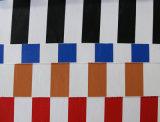 Кожа PVC PU нового прибытия цветастая напечатанная для мешка (A818)