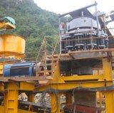 конкретная коническая дробилка весны 15-90tph/миниая каменная машина завода дробилки щебня