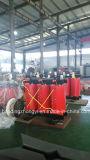 Fabricante equipo de energía eléctrica de distribución en seco Fase 3 De bajada 11 kV 33 kV Transformador de Potencia