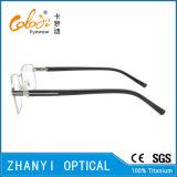 Blocco per grafici di titanio di vetro ottici di Eyewear del monocolo del Pieno-Blocco per grafici di alta qualità (9403)