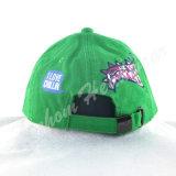 Enfants verts Caps&Hats de sergé de coton