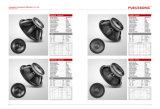 Audio PRO 400W woofer de 15 pulgadas de altavoces acústicos Profesional