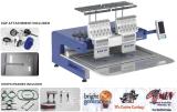 2017 máquina de alta velocidade principal do bordado do Desktop 2 superiores da venda
