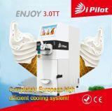 Máquina compacta del helado