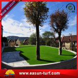 Искусственная трава для дерновины травы украшения сада синтетической