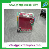Alimentos con calidad de operador personalizada almuerzo Paquete Cajas de papel Kraft caja de la magdalena