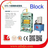 Fabricante de China para el pequeño bloque del cemento que hace la máquina