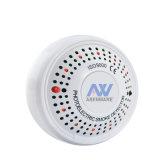 Fumo convenzionale di protezione antincendio e rivelatore unito calore