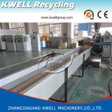 Línea de granulación de alimentador de fuerza vertical de desechos PE / PP duros