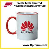Tasse en céramique promotionnelle personnalisée par Chinois avec votre logo