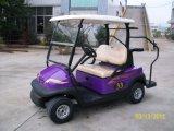 Carrello di golf elettrico della Cina 2 Seater per il terreno da golf