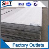 Plaque d'acier inoxydable d'ASTM A240