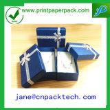 Коробка подарка бумаги коробки ювелирных изделий коробки браслета тесемки 2017 способов