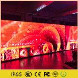 LED 단말 표시를 광고하는 옥외 SMD