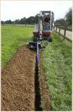 Trencher Chainsaw инструмента машинного оборудования для миниого затяжелителя Tracktor скида