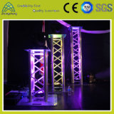 Etapa de aluminio Gentry Espita armazón de iluminación para el funcionamiento al aire libre