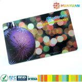 スマートな支払のためのプログラム可能な13.56MHz MIFARE DESFire EV1 2Kのカード
