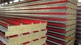 Große Überspannungs-industrielle Lager-Mineralwolle-Zwischenlage-Panels