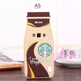 Geval van de Telefoon van de Koffie van Starbucks het Mobiele voor Samsung J5 J7 A5 A7