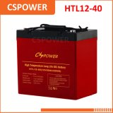 Batería sin necesidad de mantenimiento del gel de la fábrica 12V40ah de China - paquete de la batería, Foorklift