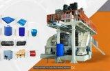 Machine de soufflement en plastique automatique/machine soufflage de corps creux pour des tambours de produit chimique de palettes