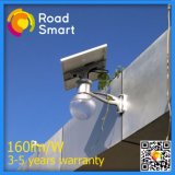 IP65 imperméabilisent l'éclairage extérieur solaire de mur de rue de DEL