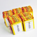 3.7V 1500mAh Lithium Polymer Li-Polymer Rechargeable Battery voor MP3 PC 504050 van DVD PAD Mobile Bluetooth Tablet