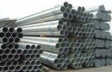 Tubo de acero galvanizado sumergido caliente para el uso de los muebles