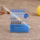 Heiße verkaufenfaltende Paket-freies Haustier-Plastikkästen klein für Süßigkeit