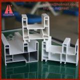 Perfil del PVC para la ventana y la puerta